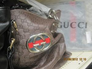 Counterfeit bag